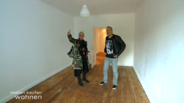 Ex-Scooter Mitglied Jürgen Frosch alias DJ Jay Frog auf Wohnungssuche